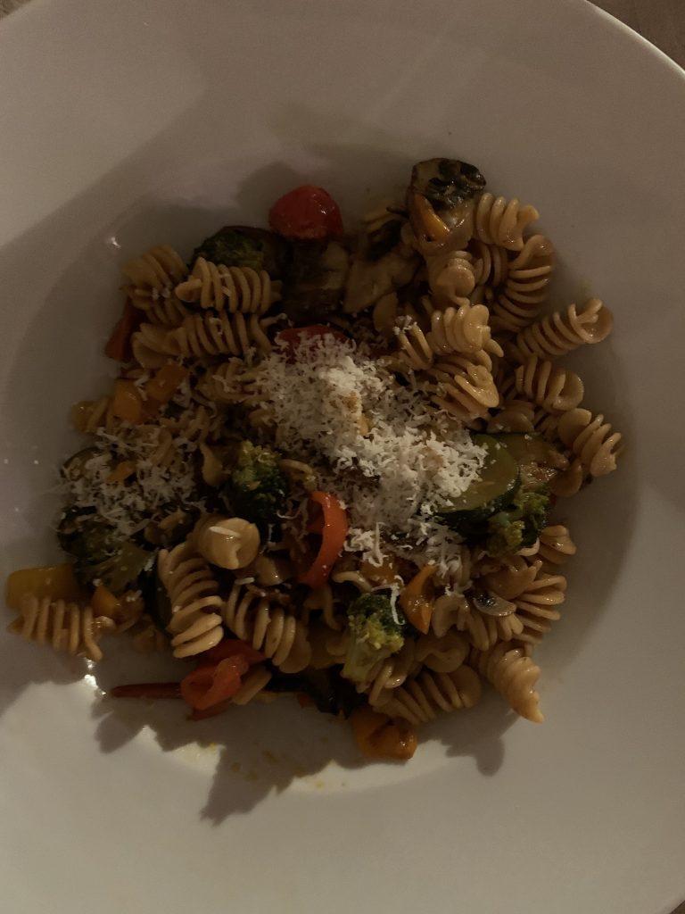 Low Carb Gemüse-Pasta